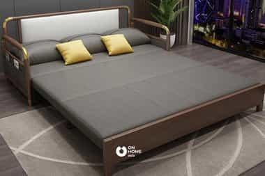 Giường ngủ thông minh kèm sofa
