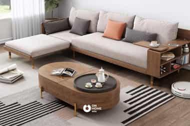 Sofa gỗ thông minh