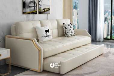 Ghế sofa giường cao cấp.