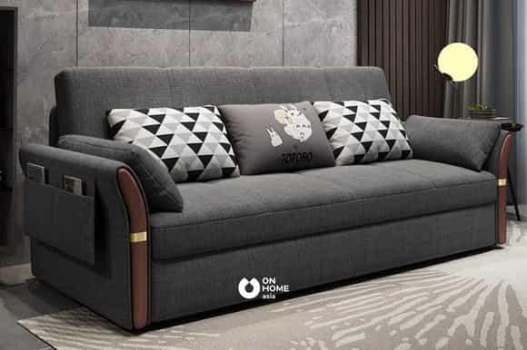 Ghế sofa nỉ cao cấp