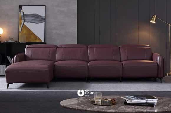 Ghế sofa thông minh kèm nệm cao cấp