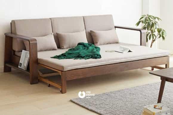 Ghế sofa gỗ thông minh cao cấp