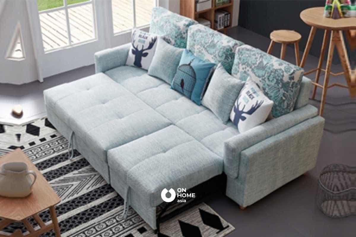 Ghế sofa thông minh có nhiều ưu điểm vượt trội