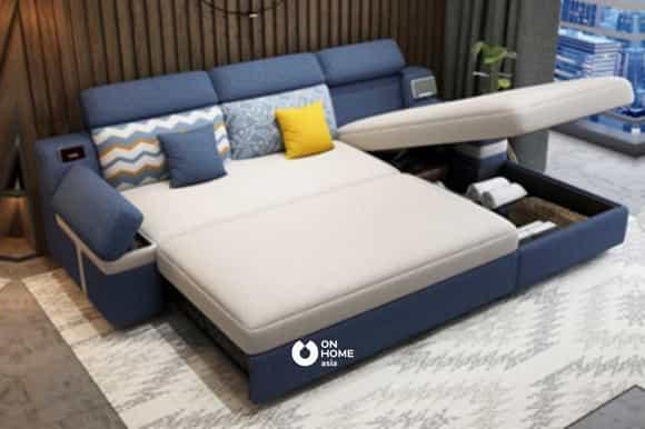 giường sofa thông minh cao cấp