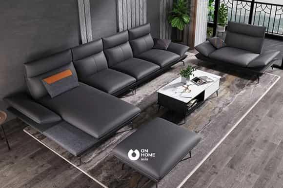 Sofa thông minh góc chữ L