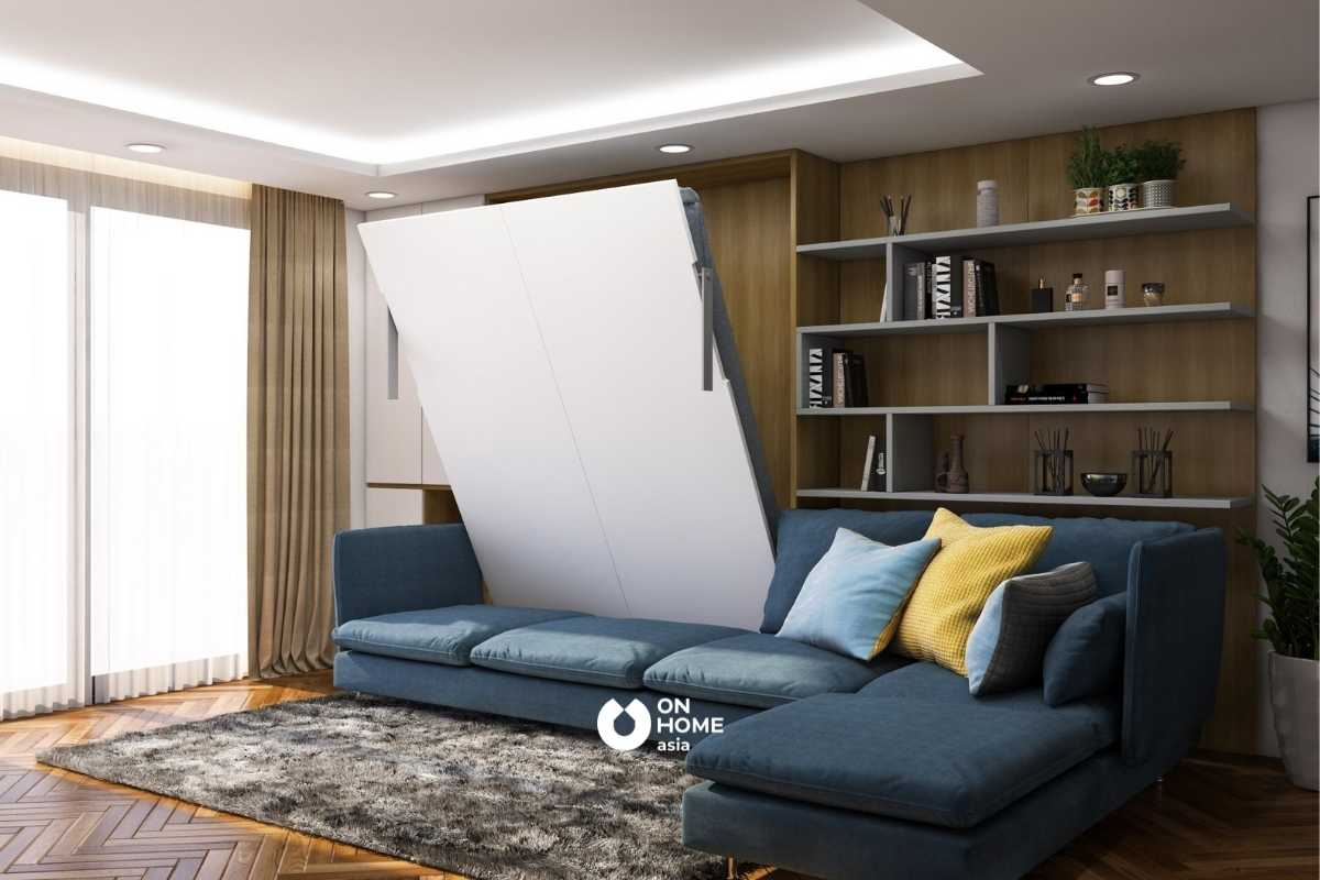 Ghế sofa thông minh rất đa dạng