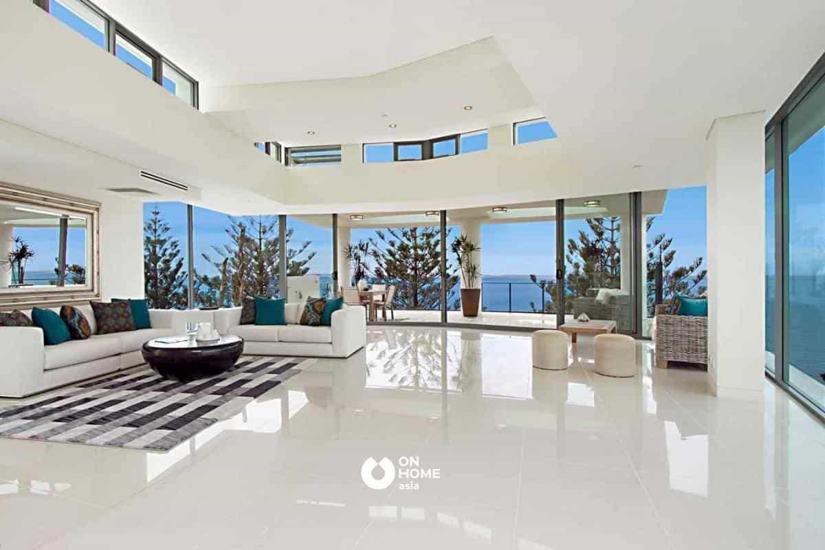 kinh-cuong-luc (1)aKính cường lực được ứng dụng rộng rãi trong thiết kế nội thất