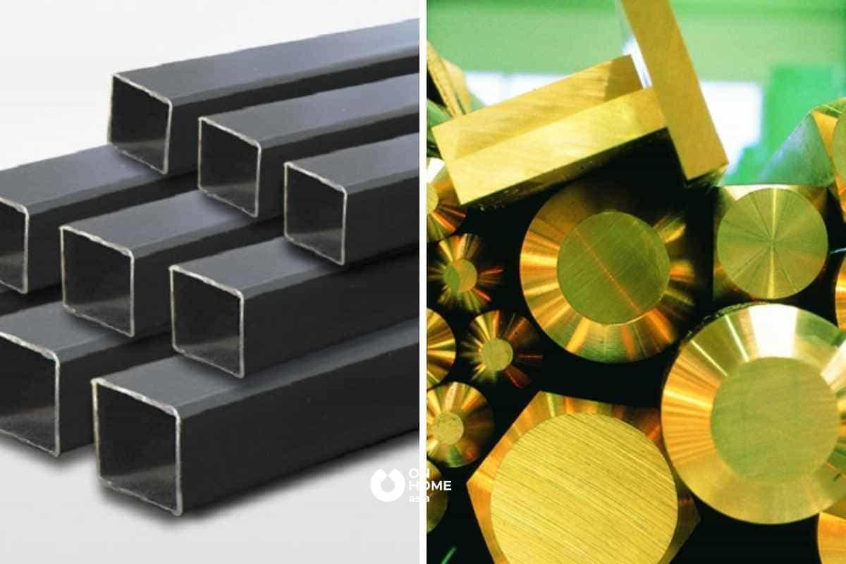 Phân loại vật liệu kim loại