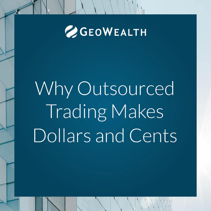 Why Outsourced Trading Makes Dollars and Cents