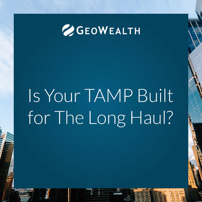 Is Your TAMP Built for The Long Haul?
