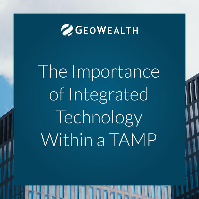 The Importance of Integrated Technology Within a TAMP