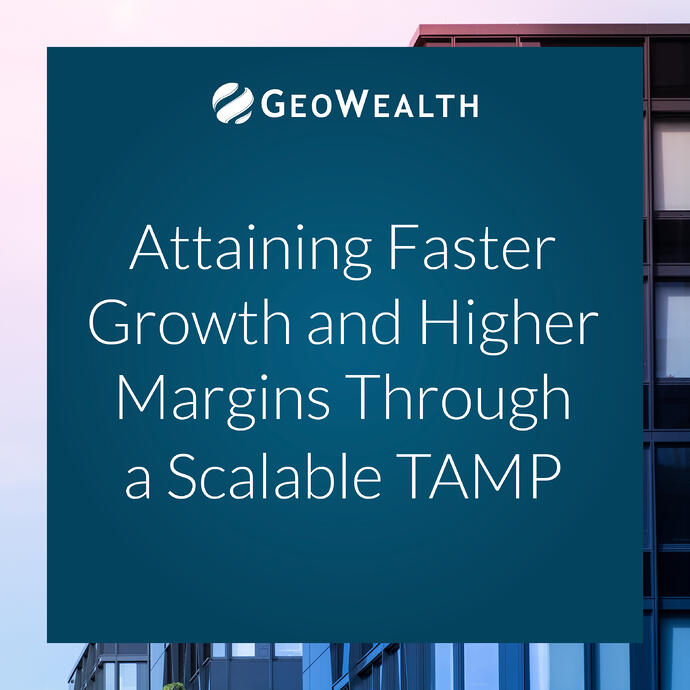 Attaining Faster Growth and Higher Margins Through a Scalable TAMP
