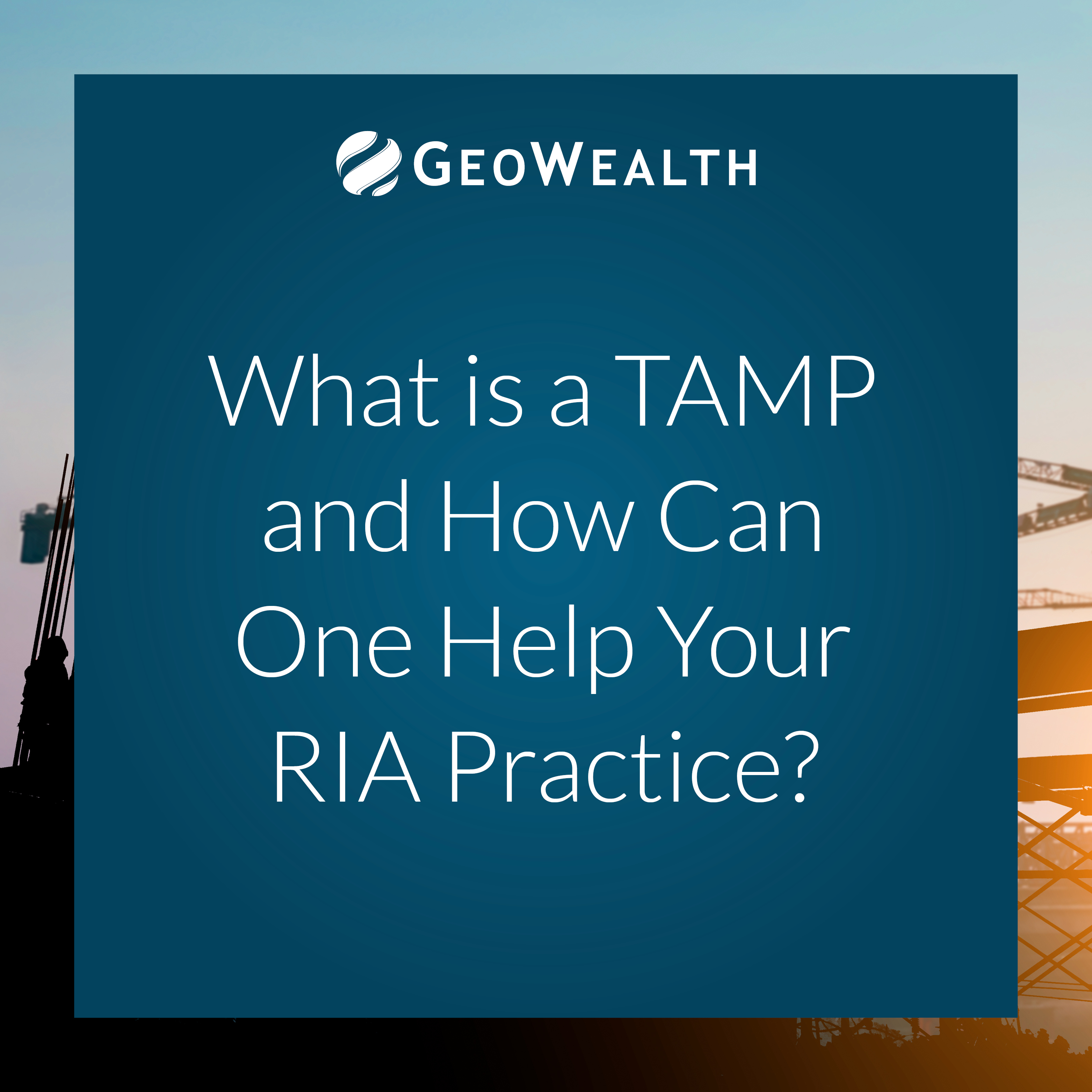 What is a TAMP and How Can One Help Your Practice?
