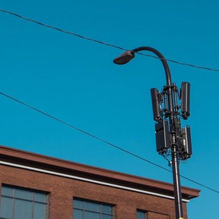 5G Poles