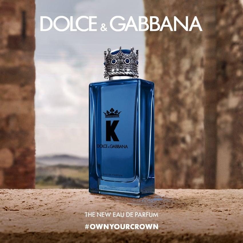Una fragancia que llega a cambiarlo todo: K by Dolce & Gabbana