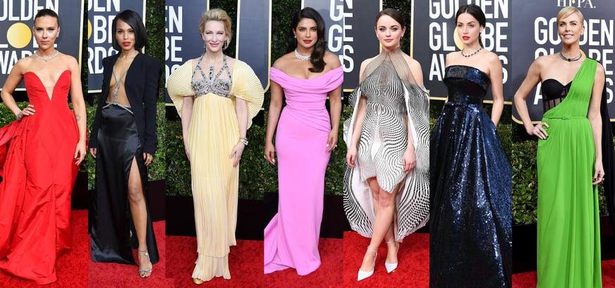 5 Tendencias que nos dejaron los Golden Globes para este verano