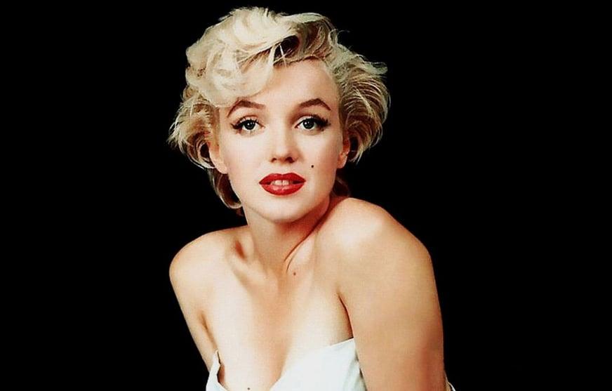 El icónico maquillaje de Marilyn Monroe