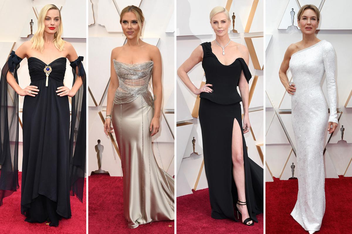 Maquillaje y Peinados Oscar 2020