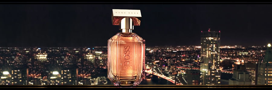 Boss The Scent For Her: el perfume femenino de Boss