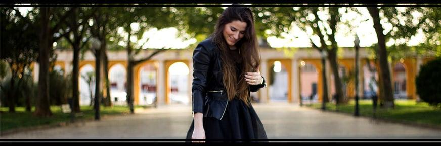 ¿Vestir de negro en verano?