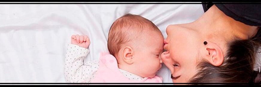 Fortalece el apego de tu bebé con las fragancias