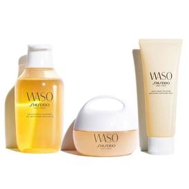 Shiseido - Limpiador Suave y Rápido + Crema Mega Hidratante