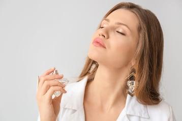 por que usar perfume todos los dias