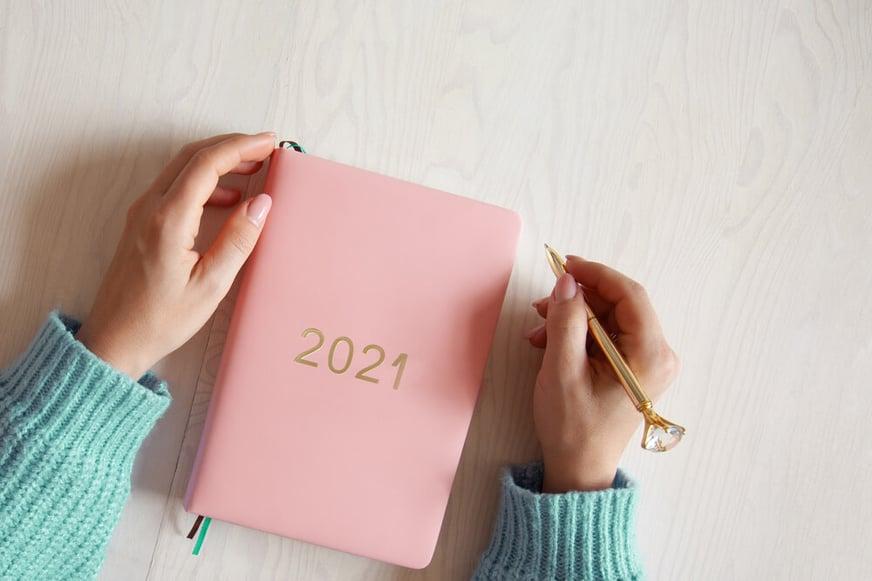 Beneficios de escribir un diario personal para la salud física y mental
