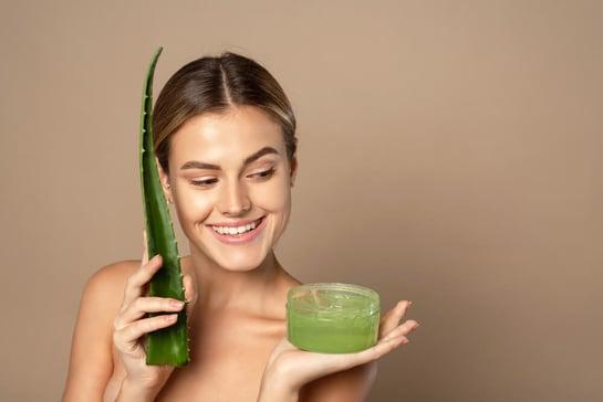 Beneficios del aloe vera en la piel