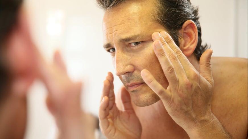Cuidado facial masculino: 3 tips infalibles para detener el envejecimiento