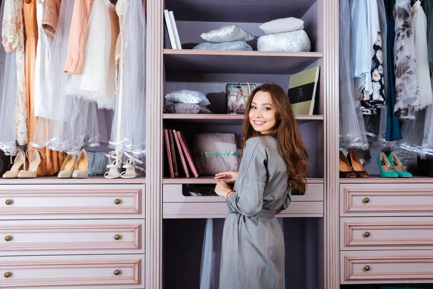 10 tips sobre cómo organizar accesorios y no desistir en el intento