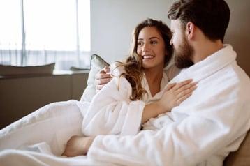 Spa en casa para pareja