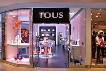 Historia de la marca Tous