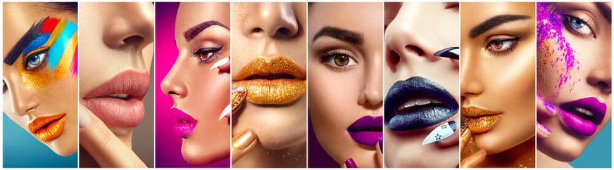 Si te gusta el maquillaje glossy ¡tienes que leer esto!