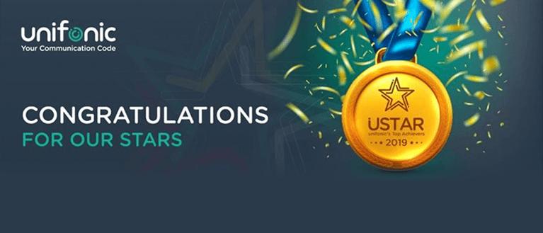 Celebrating UStars 2019