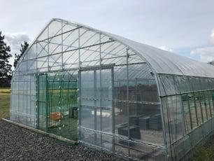 """更に強靭な農業用ビニールハウスを。大和鋼管が皆さまと取組む""""STXハウス""""というチャレンジ。"""