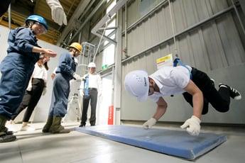安全/安心/健康を醸成に一役。(^_^)v 労働安全衛生会議について。