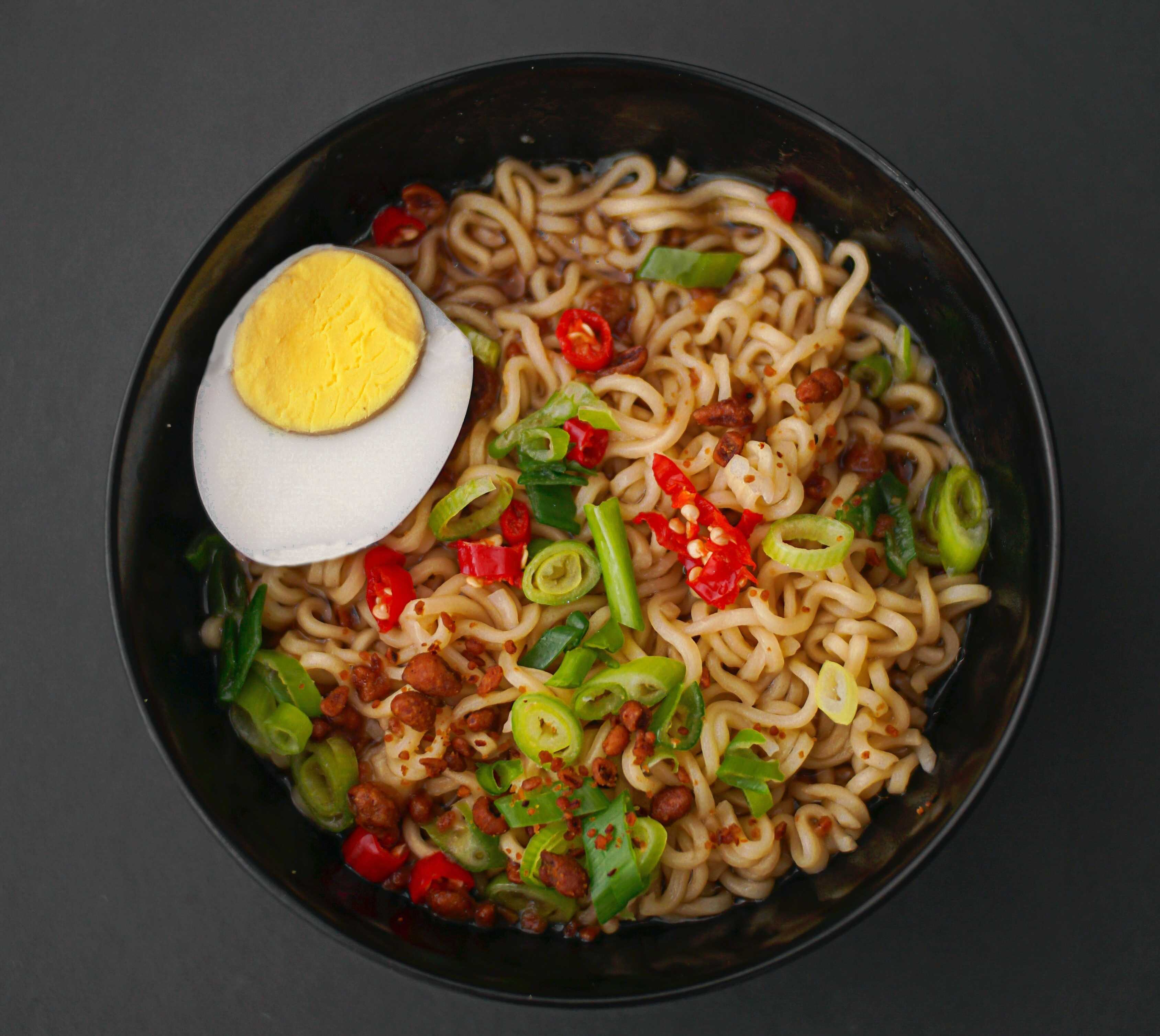 Ways to Make Your Spicy Instant Noodles Taste Even Better