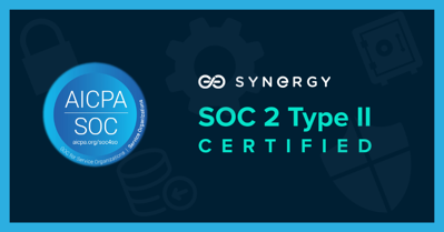SOC 2, TYPE 2 CERTIFICATION