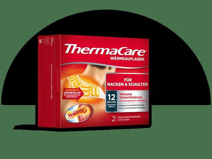 Produktbild ThermaCare® Nacken- und Schulterauflagen