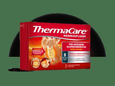 Produktbild ThermaCare® Wärmeauflagen für größere Schmerzbereiche