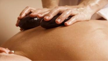 Wärmetherapie bei Nackenschmerzen