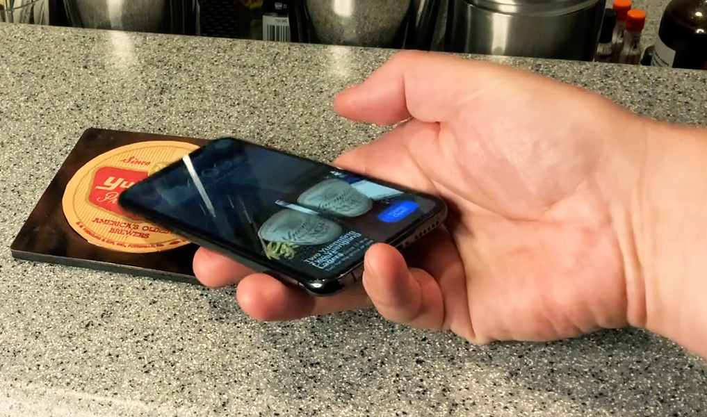 Hospitality first from FETCH with App Clips launch for mobile ordering set to change the way we order.