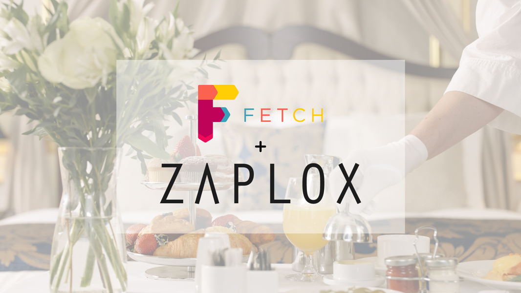 FETCH and Zaplox Announce Pioneering Partnership