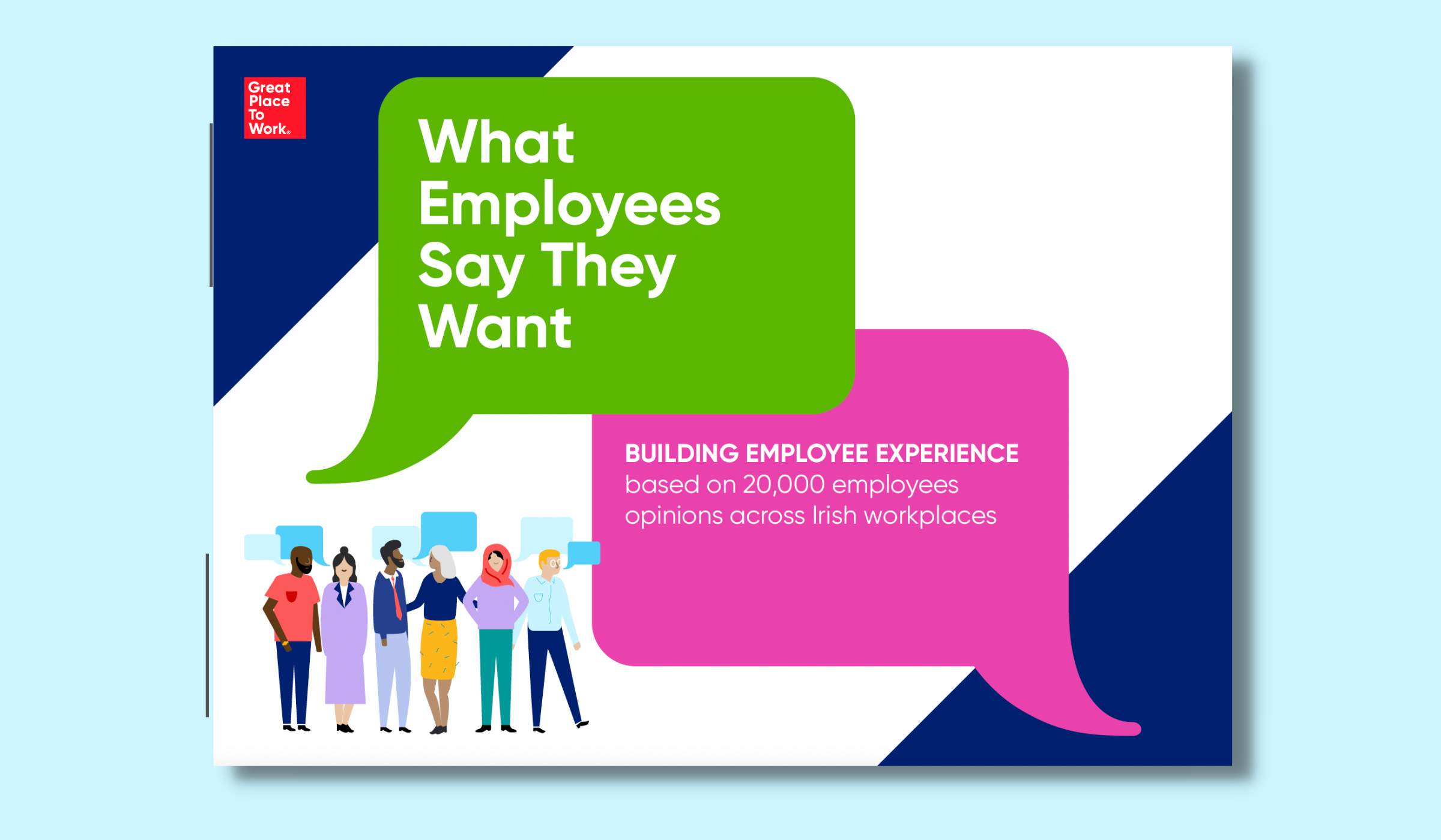 What Employees Say They Want
