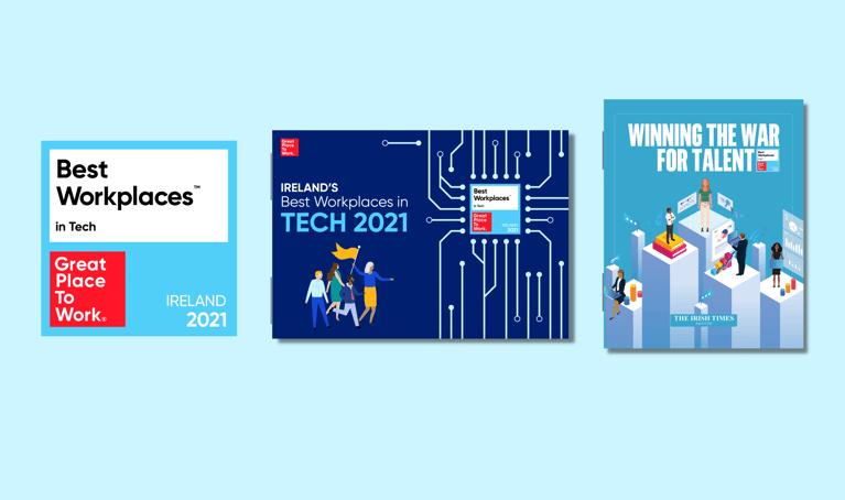 Best Workplaces in Tech 2021