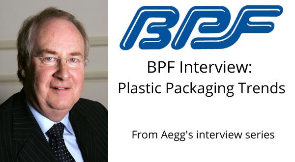 Barry Turner, Plastic & Flexible Packaging Group Director at BPF (British Plastics Federation)