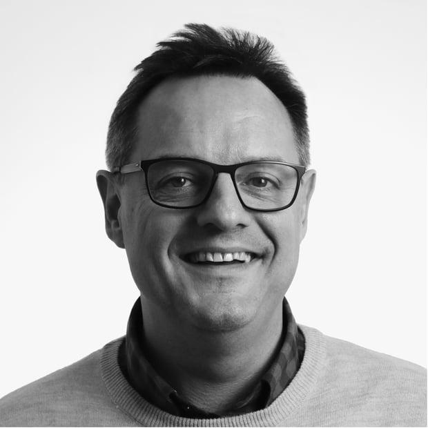 Aegg Managing Director Jamie Gorman