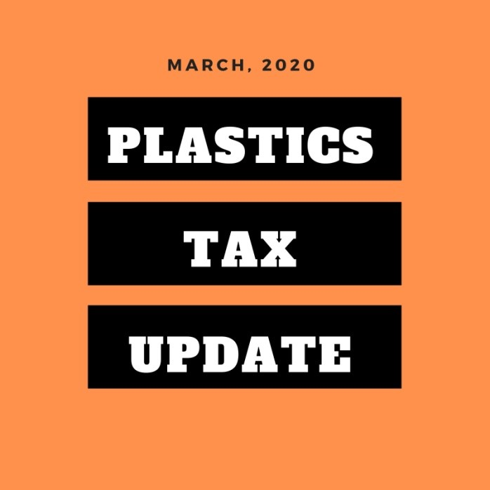 Plastics tax update