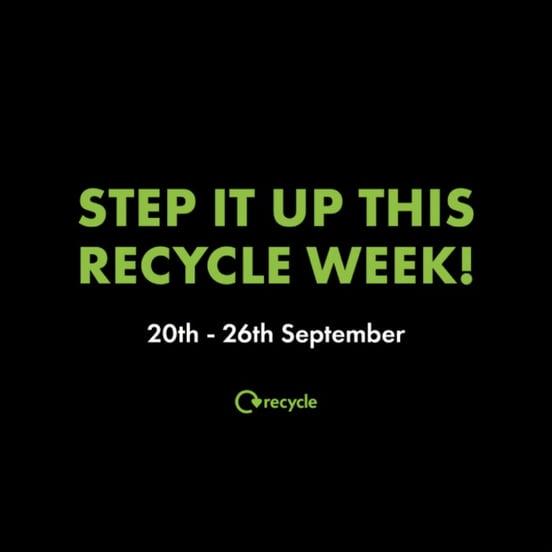 Recycle Week 2021